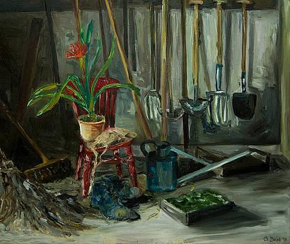 The Gardener by Gabi Dziok-Grubb