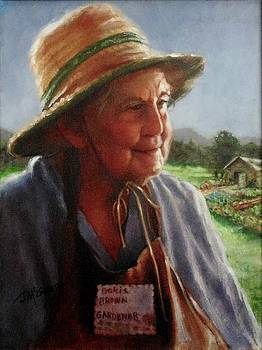The Gardener by Janet McGrath