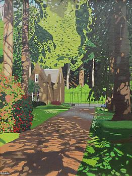 The Gardens by Malcolm Warrilow