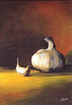 The Garlic by Ewa Gawlik