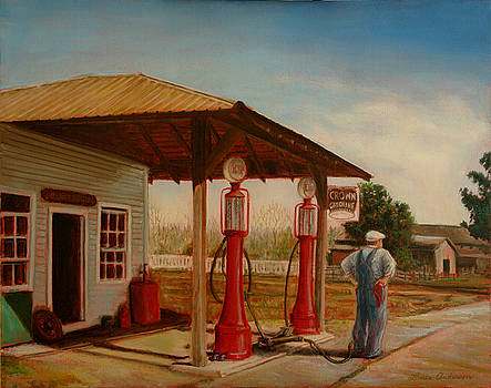 The Gas Caper by Lance Anderson