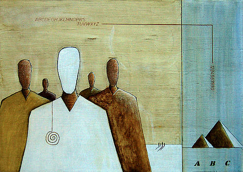 The Gathering II by Baard Martinussen