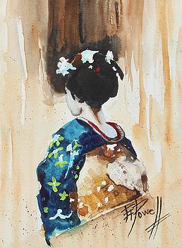 The Geisha #1 by George Powell