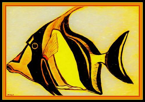 The Geometric Fish by Debra Lynch