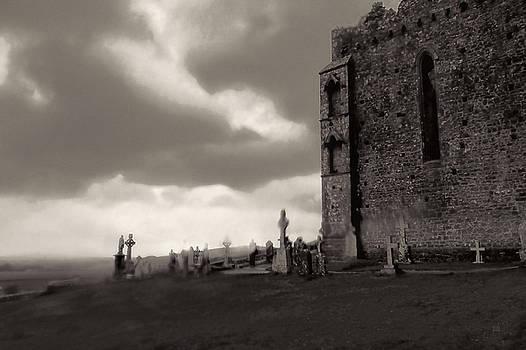 The Ghosts of Cashel Rock Ireland by Menega Sabidussi