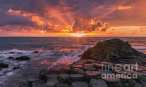 The Giant's Causeway by Henk Meijer Photography