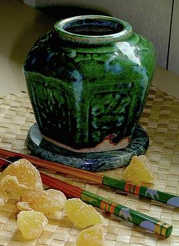 James Temple - The Ginger Jar