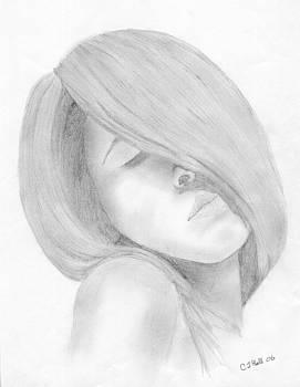 The Girl  by Chris Hall