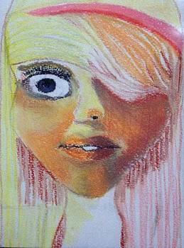 The girl by Eloudi Coetzer