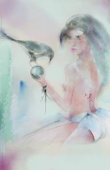 The Girl Raven by Naike Jahgan
