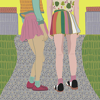 The Girlfriends by Nicole Wilson