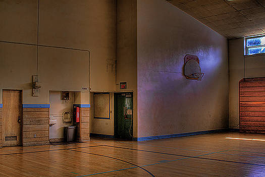 David Patterson - The Girls Locker Room Entrance