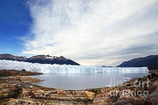 The Glacier by Ben Johnson