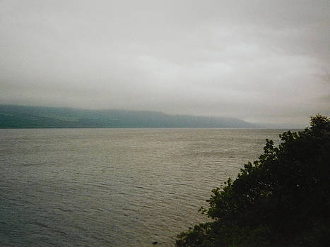 The Gloomy Banks of Loch Ness by Muri McCage