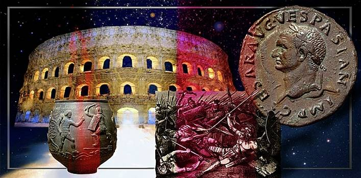 The Glory and The Terror that was Rome . by Hartmut Jager
