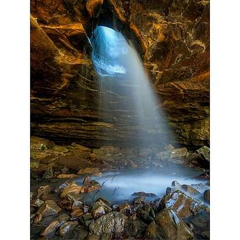 The Glory Hole | Ozark National Forest by David Dedman