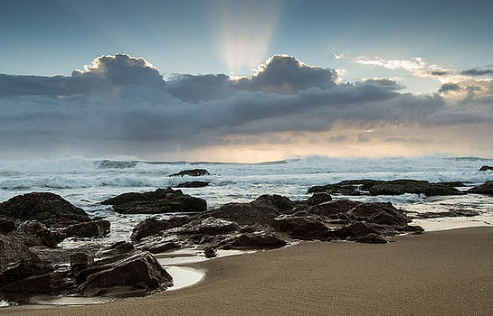The Glory of a South African Sunrise by Jesse Coutts