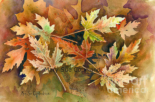 The Glory of Autumn by Mary Sue Copeland