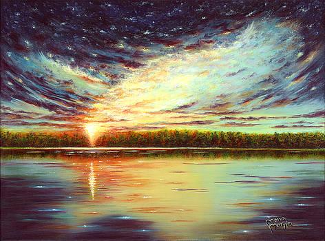 The Glory of God by Ramona Martin