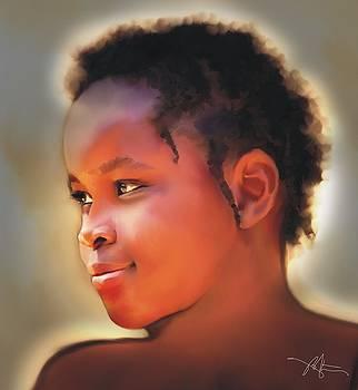 The Glow Of Innocence by Bob Salo