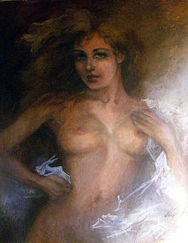 The Goddess by Elisabeth Nussy Denzler von Botha