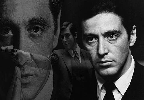 The Godfather by Martin James