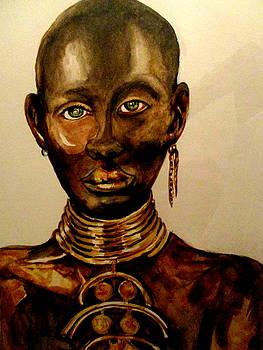 The Golden Black by Yolanda Rodriguez