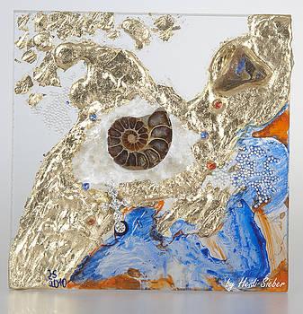 Heidi Sieber - The golden flow of expansion