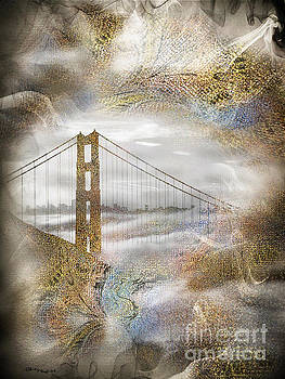 The Golden Gate Bridge by Christine Mayfield