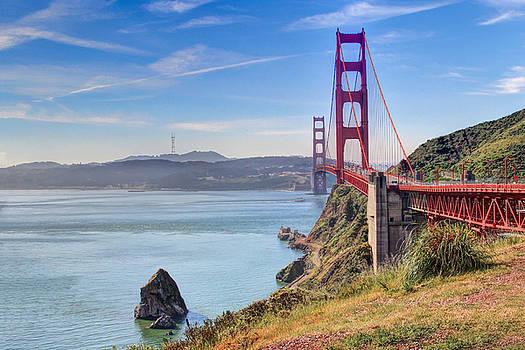 Susan Rissi Tregoning - The Golden Gate Bridge - View 2