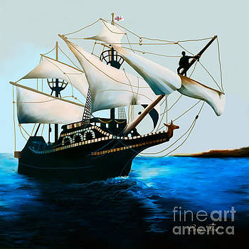 Corey Ford - The Golden Hind
