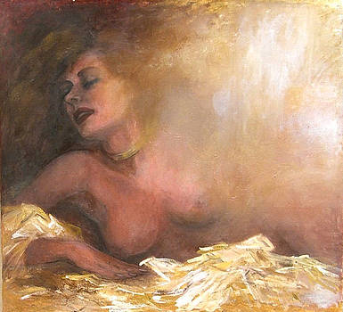 The Golden Maja by Elisabeth Nussy Denzler von Botha