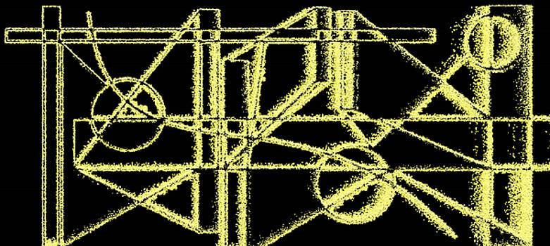 The Golden Maze by Art Speakman