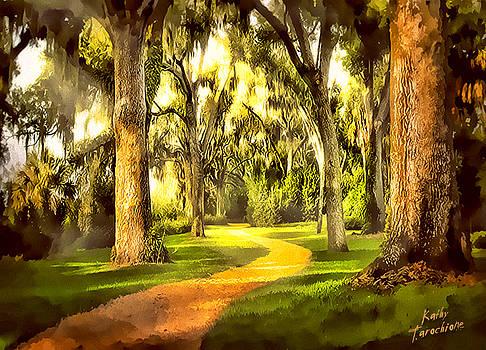 Kathy Tarochione - The Golden Road