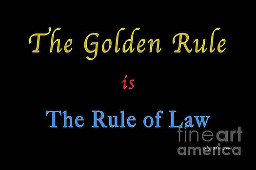 Felipe Adan Lerma - The Golden Rule