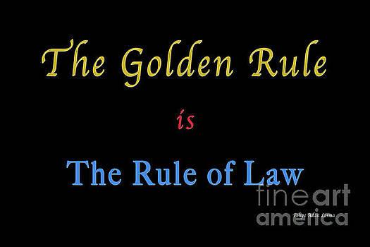The Golden Rule by Felipe Adan Lerma