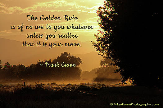 The Golden Rule by Mike Flynn