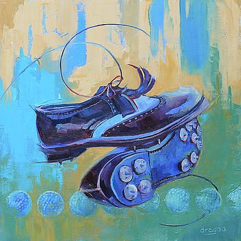 The Golf Shoes by Sue Dragoo Lembo