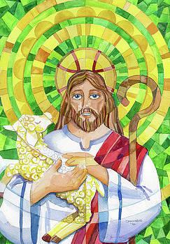 The Good Shepherd by Mark Jennings