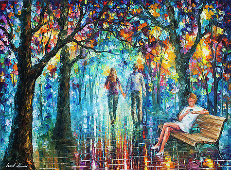 The Gossip Implication  by Leonid Afremov