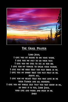 James BO  Insogna - The Grail Prayer
