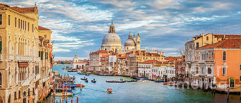 The Grand Canal by JR Photography