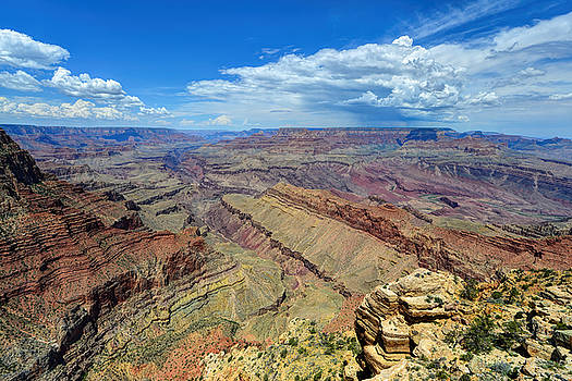 The Grand Canyon by Mark Whitt