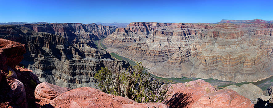 The Grand Canyon Panorama by Andy Myatt
