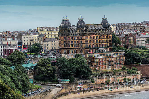 The Grand Hotel Scarborough by David  Hollingworth
