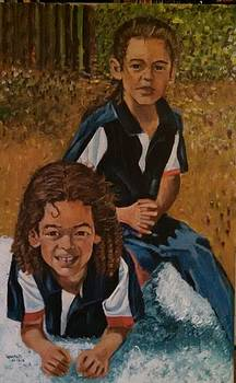 the Grand Kids by Leonard R Wilkinson