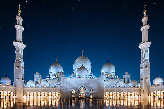 The Grand Mosque by Rilind Hoxha
