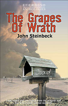 Harold Shull - The Grapes Of Wrath spec cover