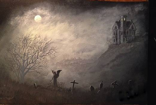 The Gravekeepers Light by Greg Neubert