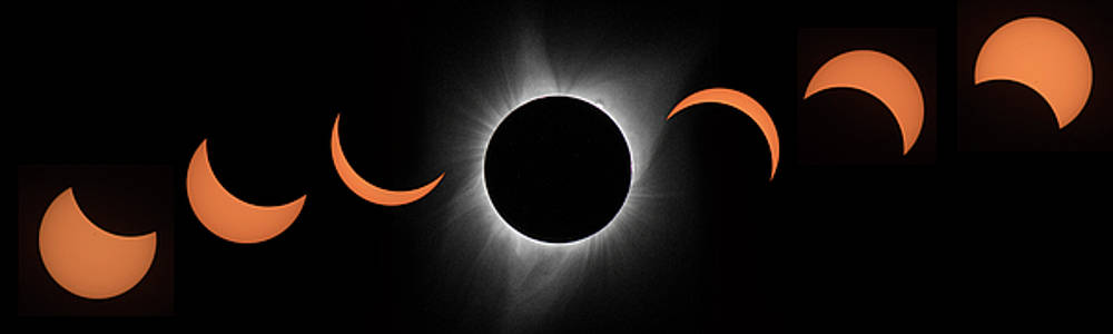 The Great 2017 Solar Eclipse by Craig Sanders